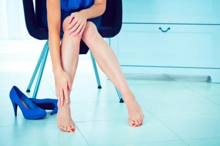 Тяжесть и боль в ногах